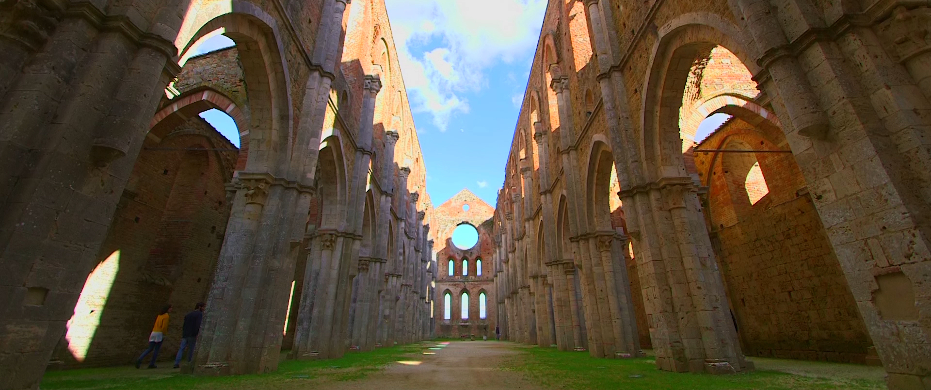 Love Me in Tuscany - SanGalgano